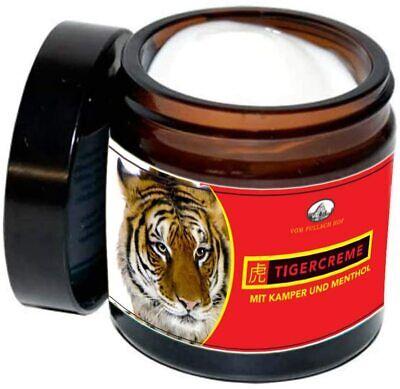 Crema Gel Antico Balsamo di tigre per dolori muscolari Canfora e Olio di Cajaput