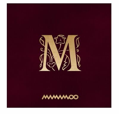 "K-POP MAMAMOO 4th Mini Album ""MEMORY"" Official [ 1 Photobook + 1 CD ]"