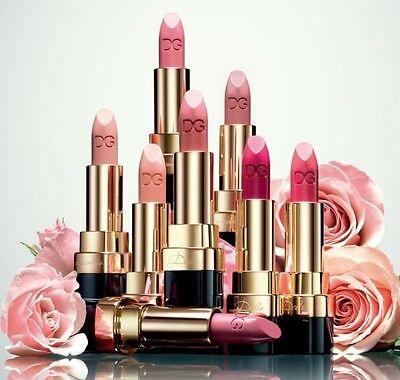 Dolce & Gabbana Classic Chromed 230  Lipstick Full Size New Tester