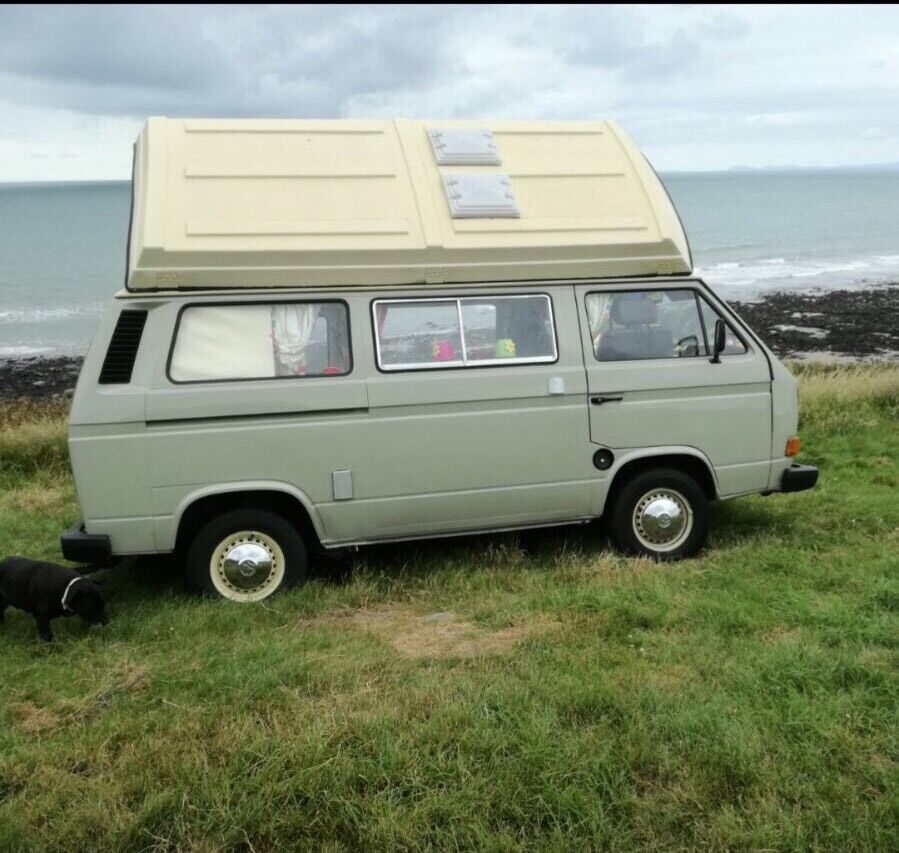 Vw Camper Van Aircooled 19 Danbury Conversion