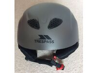 TRESPASS SKI HELMET X 2 - 1 YR OLD, USED ONCE - EXCELLENT CONDITION