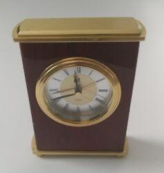 Vintage Birks Quartz Alarm Clock