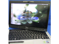 Fujitsu LifeBook Tablet Notebook T5010 Pen Touchscreen