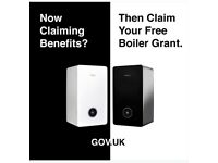 FREE BOILER - on benefits?