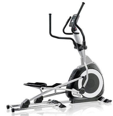 Kettler Crosstrainer Axos Elliptical P,bis zu 130 kg belastbar,18kg Schwungmasse