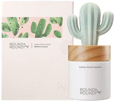 ROUND A'ROUND Cactus Diffuser 100ml [Billberry Cactus] ROUND AROUND