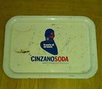 Bellissimo Vassoio Cinzano Soda Anni 60 -  - ebay.it