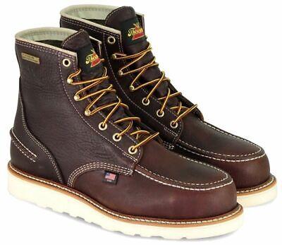 Thorogood Waterproof Steel Toe EH American Union Made Wedge Sole Boots 804-3600 ()