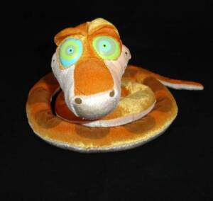 Disney-Store-KAA-Snake-Plush-48-Glow-In-Dark-Eyes-JUNGLE-BOOK-Indian-Python-EXC