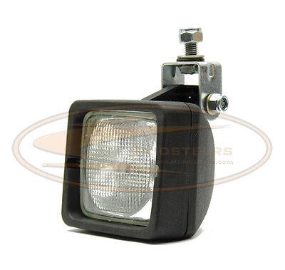 Head Lamp For Caterpillar Skid Steers 257b3 277c2 Light Lens Bulb Loader Front