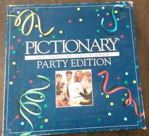 Pictionary - party edition boardgame Kardinya Melville Area Preview