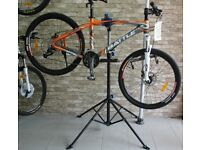 Bike workstand 360° up to 30kg bicycle stand