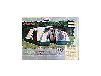 Cabanon Athena Frame Tent sleeps 8