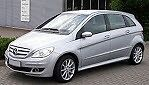 2010 Mercedes-Benz b class 1.8 cdi breaking for the parts