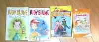 Judy Blume books for sale