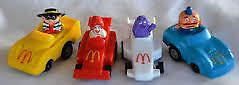 McDonalds Canadian Happy Meal Turbo Macs set from 1988 Kitchener / Waterloo Kitchener Area image 1