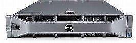 Dell PowerEdge R710 Server - 2x Xeon Hex Core 2.93GHz (X5670) - 128GB RAM - 6X600GB 15K LFF Hard Drives- PERC 6i RAI