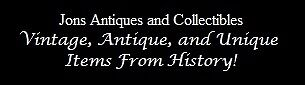 Jons Antiques and Collectibles