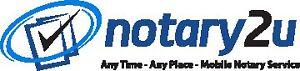 Calgary Mobile Notary Services - Notary2u.ca