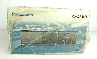 New Panasonic CX-DP88N Car 8 Multi Disc CD Changer Player Unit