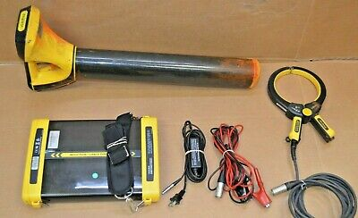 Vivax Metrotech Locator Set Model Vlocpro2 With Vx204 1 Transmitter. Pre Owned.