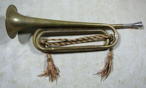 Vintage US Military Regulation Bugle Made In USA