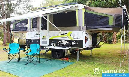 Camper Trailer FOR HIRE in Berowra from $70/night
