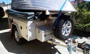 Camper and Boat Package Port Kennedy Rockingham Area Preview