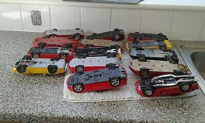 1.24 scale model Ferrari collection