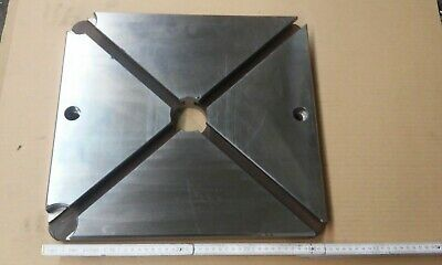 Aufspanntisch Aufspannplatte Nutenplatte T-Nutentisch  Frästisch 420x400x48mm gebraucht kaufen  Ingelfingen