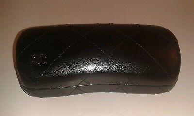 Chanel Brillen Schwarz (CHANEL Sonnenbrillenetui inkl.  Box und Brillenputztuch schwarz NEU)