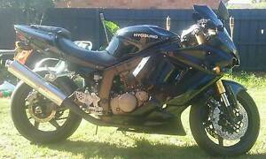 2008 Hyosung gt250r  wrecking  parts from $20 Epping Whittlesea Area Preview
