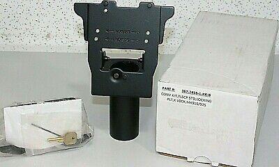 New Ens 367-2416-1-kk-b Tilting Telescoping Stand Mount For Verifone Mx915 Mx925