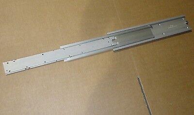 Industrial Aluminum Heavy Duty Ball Bearing Drawer Slides One Pair