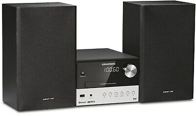 Grundig CMS 3000 BT DAB+ Kompaktanlage Bluetooth CD/MP3 USB FM Radio NEU & OVP