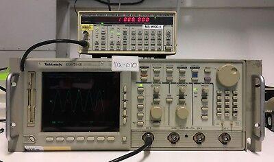 Tektronix Tds 784d Digital Oscilloscope W Opt 051m2m2c3c4c