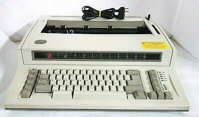 Ibm Electric Wheelwriter 1000 Typewriter By Lexmark 6781-024 As Is