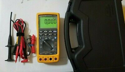 Used Fluke 789 Process Meter W Leads More 239625 - 239630