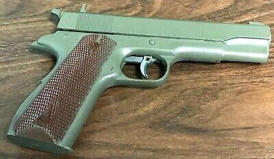Rare Vintage Marx Plastic G.I. Model 1911 Toy Cap Pistol