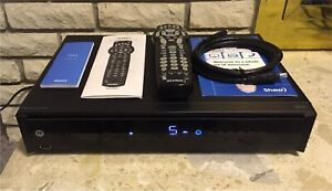 Motorola DCX3400-M HD PVR Cable Box