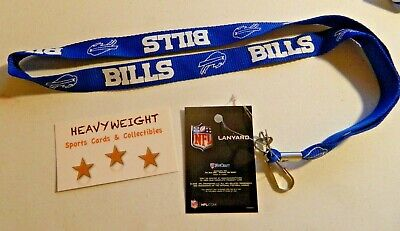 Buffalo Bills Lanyard Key Chain BRAND NEW Buffalo Bills Key
