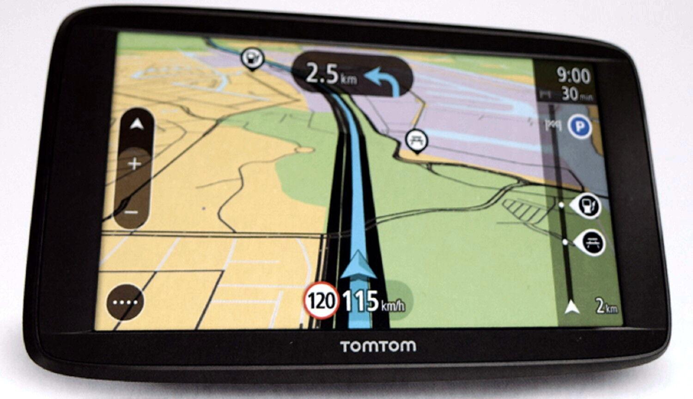 Tomtom Navigationsgeräte Test Vergleich Tomtom Navigationsgeräte