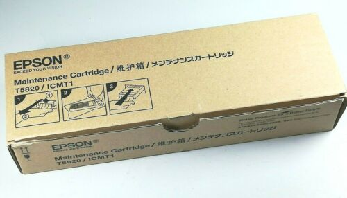 EPSON Maintenance Cartridge Genuine Epson T5820 / ICMT1