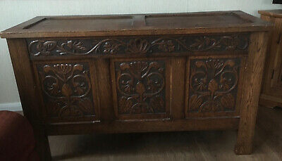 Antique Coffer/ Blanket Chest