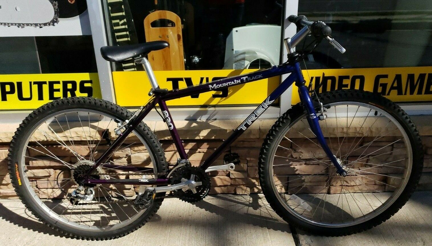 5316ebf6bef Trek Mountain Track 830 Mountain Bicycle Pre-owned Local Pickup Only NJ  08731