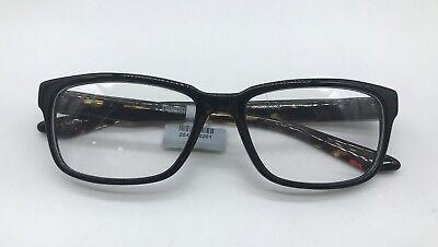 Puma PU0068O Authentic Designer Eyeglasses Frame 54-17-140 Black 006 Glasses