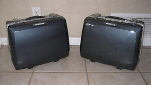 1981 Honda Goldwing GL1100 Hondaline Saddlebags Luggage