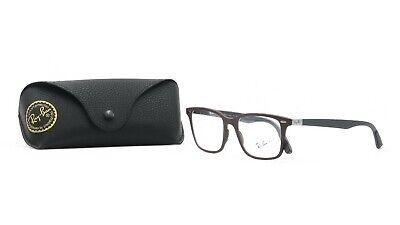 Ray-Ban Unisex Purple Sand Glasses with case RB 7144 5771 (Purple Prescription Glasses)