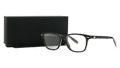 Christian Dior Men's Brown Tortoise Glasses with case CD BLACKTIE224 86 (Dior Eyeglasses Men)