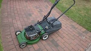 Victa Lawn Mover, running well with parts Rosemeadow Campbelltown Area Preview